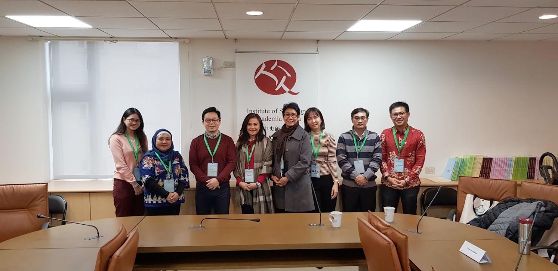 東南亞學系教師群於SEASIA發表東南亞語言教學研究